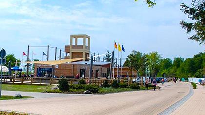 Lensterstrand Campingplatz Porta del Sol